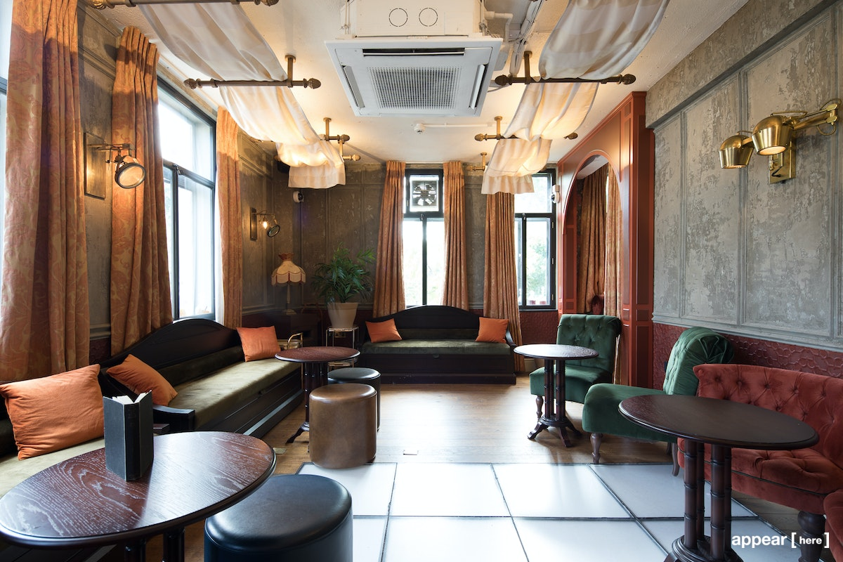 Six Storeys, Soho Square – The Decantery Event Space