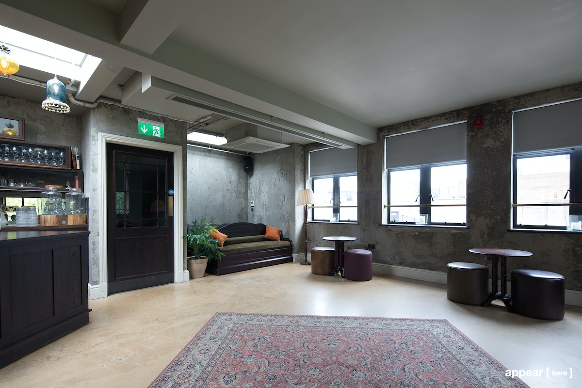Six Storeys, Soho Square – The Loft Event Space