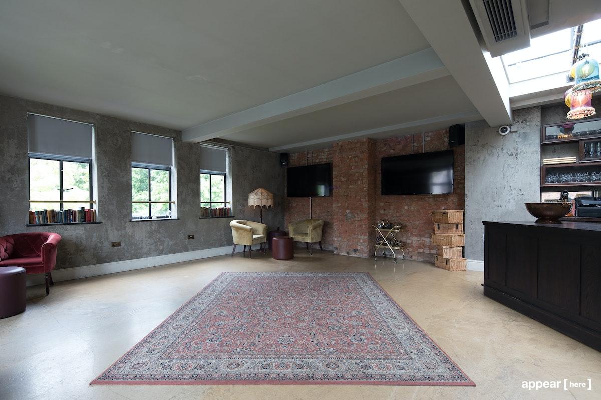 Six Storeys, Soho Square – The Loft Event Space