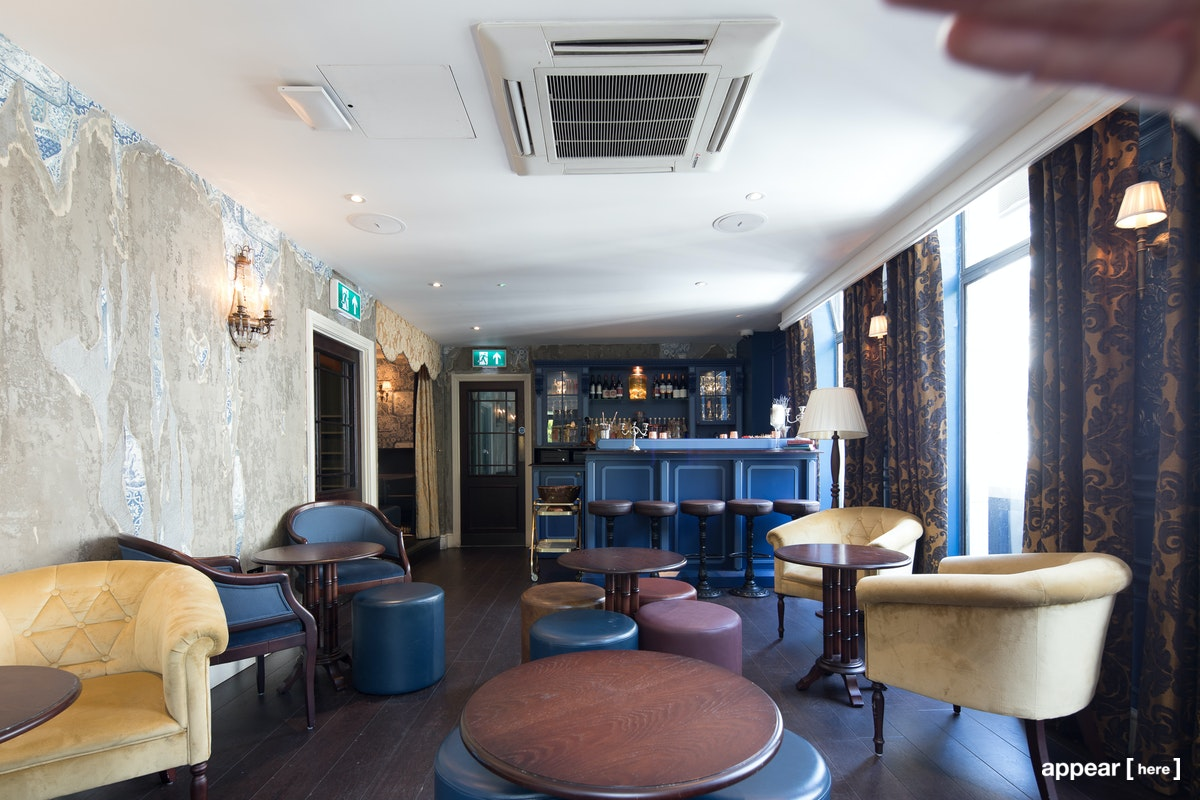 Six Storeys, Soho Square – The Lounge Event Space