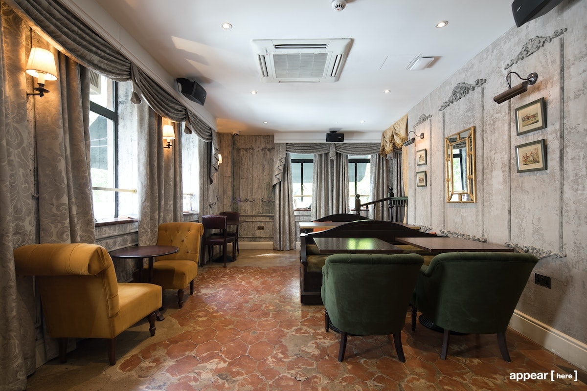 Six Storeys, Soho Square – The Parlour Event Space