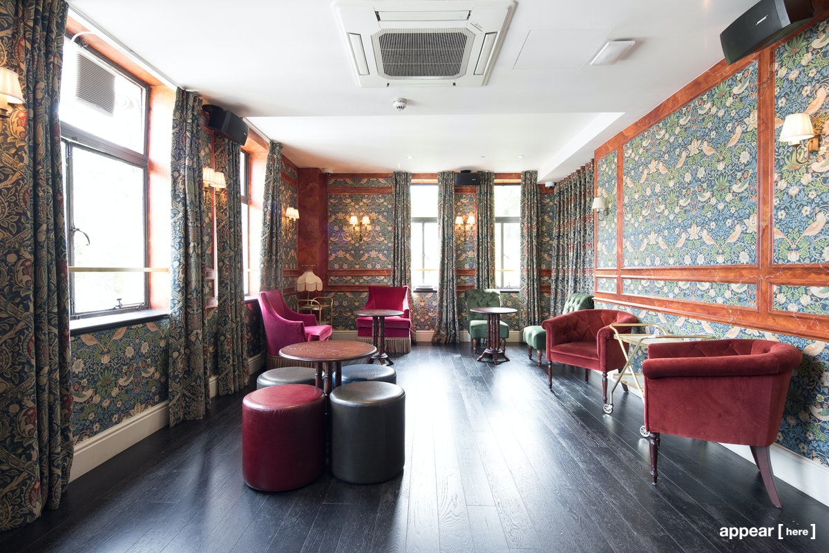 Six Storeys, Soho Square – The Study Event Space