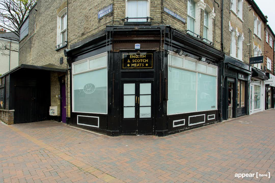 Northcote road shop for rent