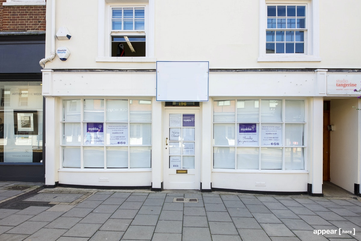 196 High St, , Guildford