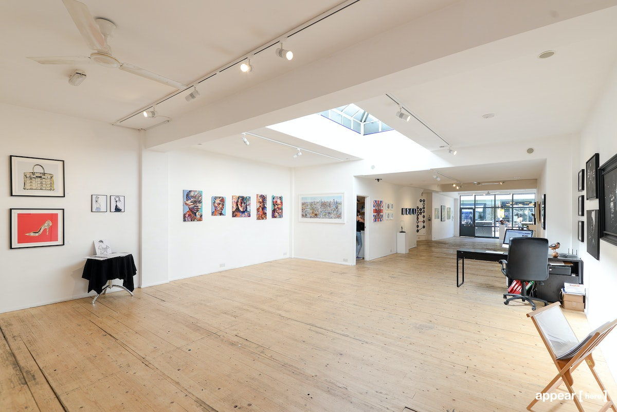 Percy Street, Fitzrovia - Ground Floor Gallery