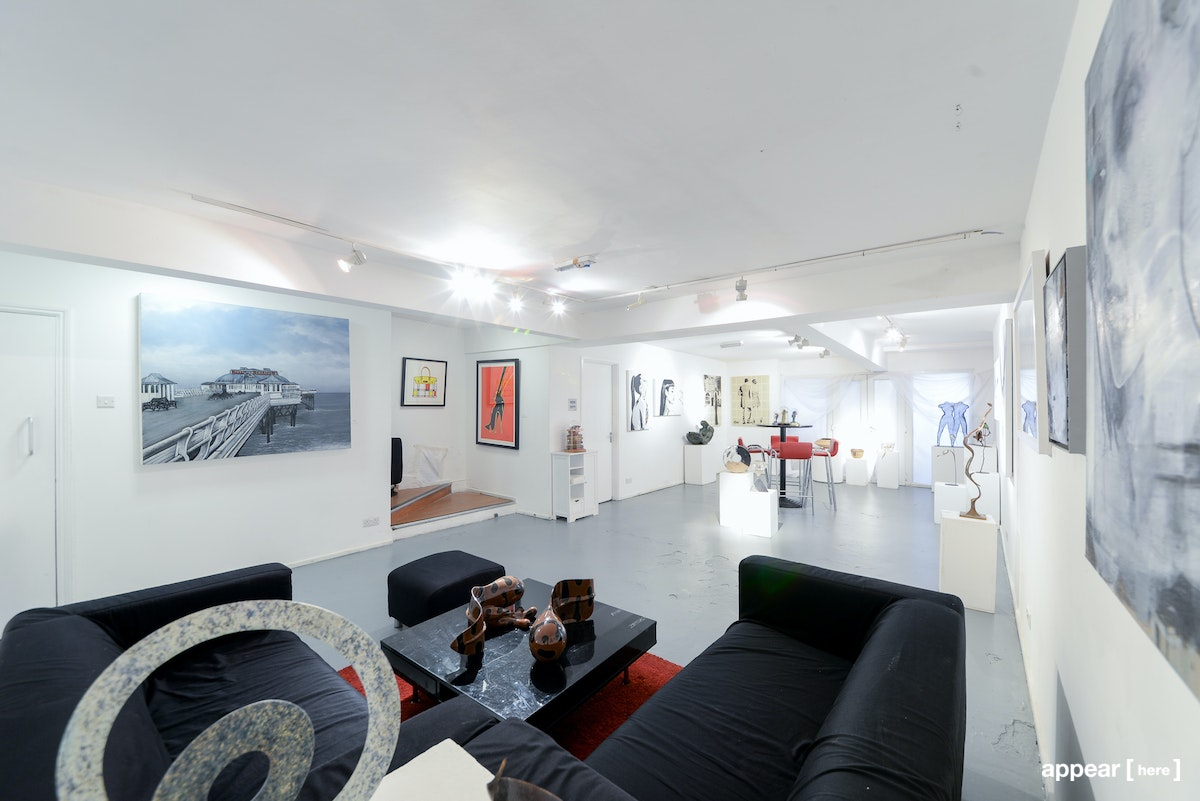 Percy Street, Fitzrovia - Basement Gallery Space
