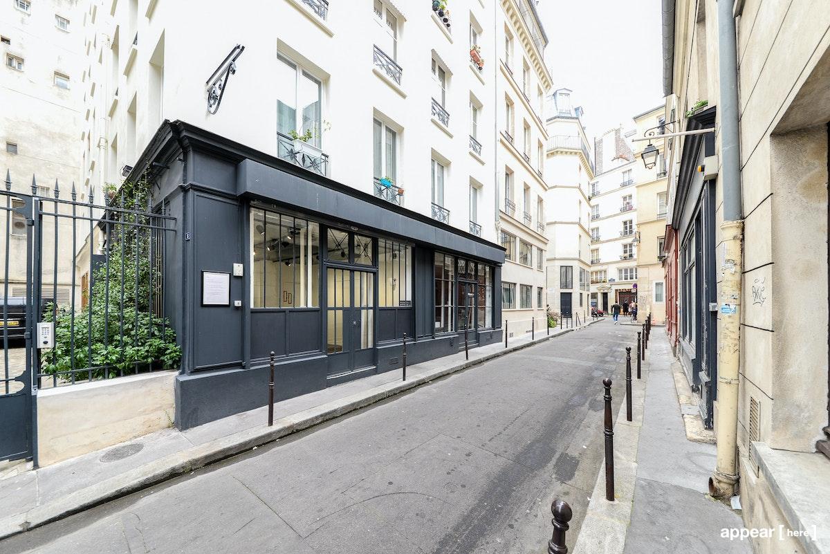 5 Cité Dupetit Thouars, Le Marais, Paris, 3e