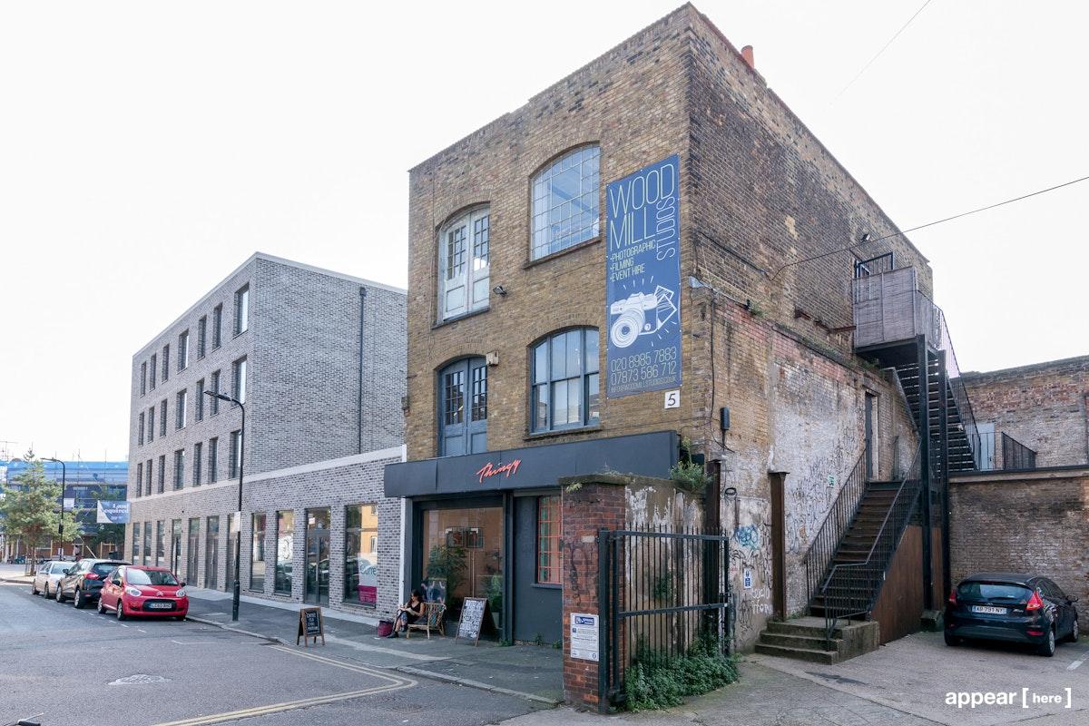 5 Prince Edward Road, London