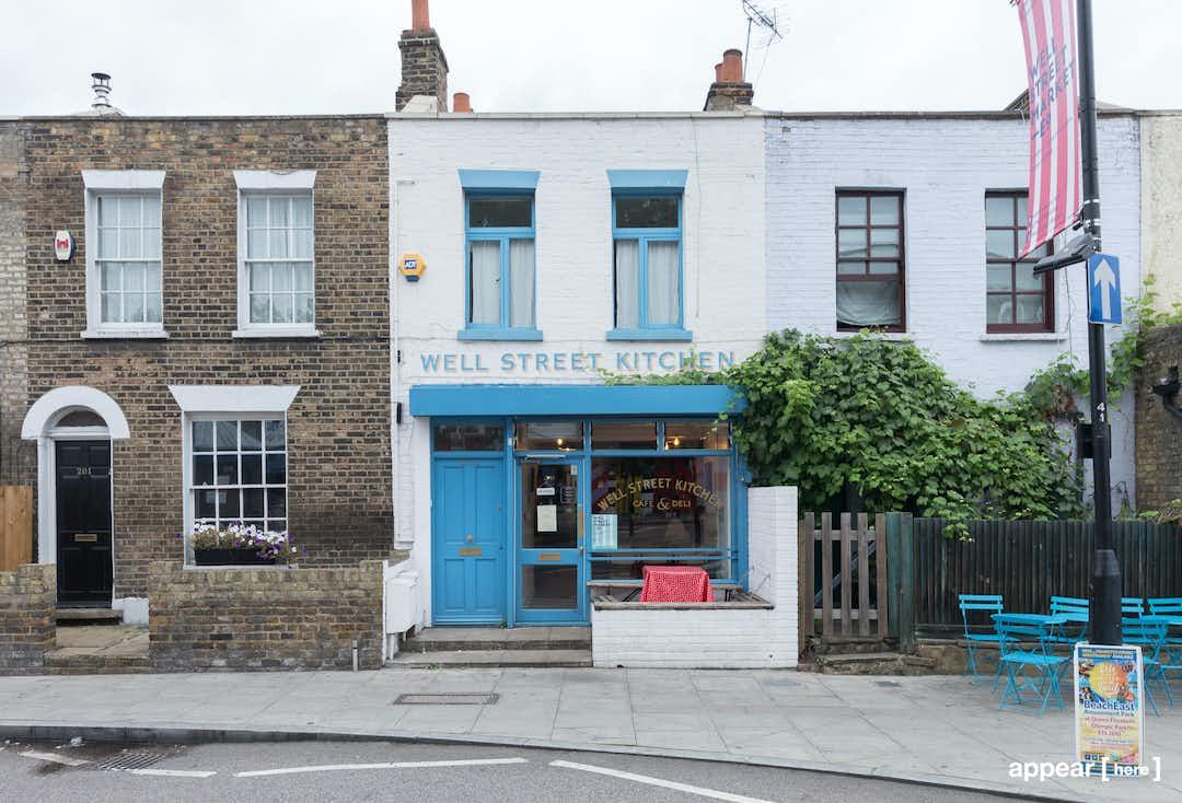 203 well street, hackney, E9 6QU, London