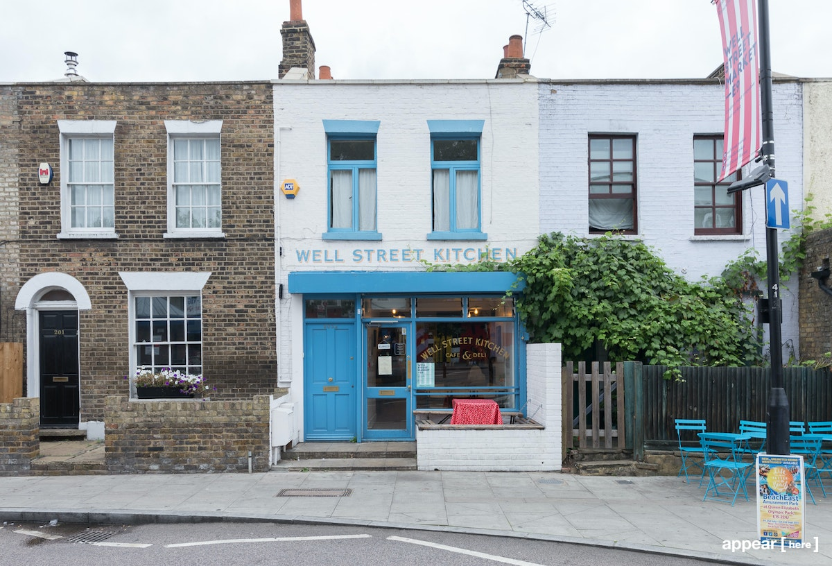 203 well street, hackney, E9 6QU, London