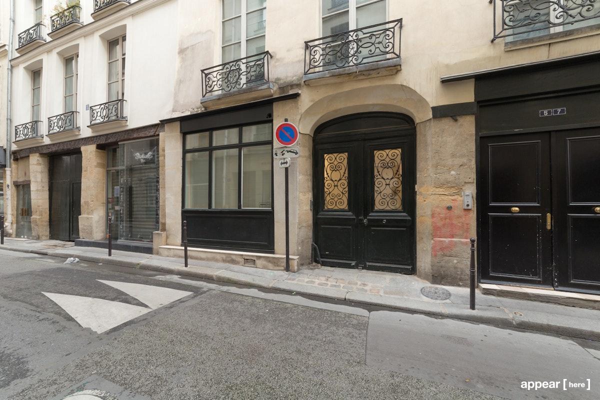 5-7 rue Sauval, Saint-Honoré, Paris, 1er