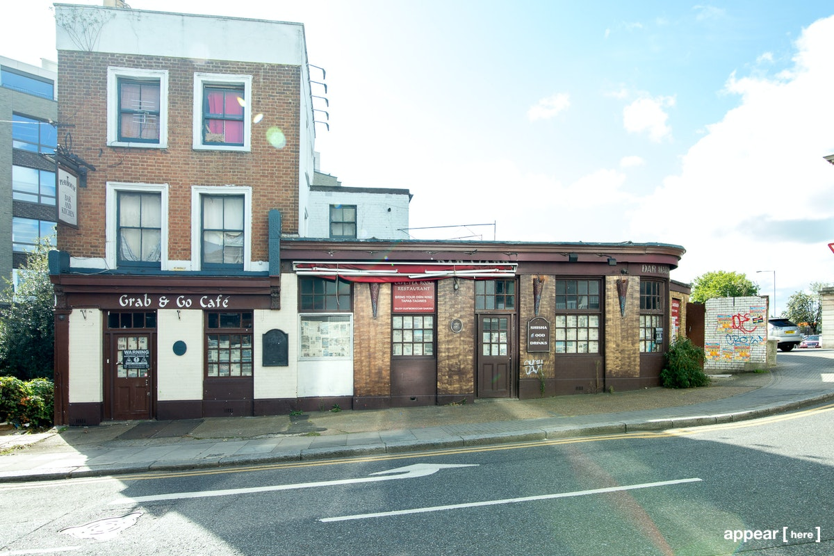 Kensal Road, Ladbroke Grove - Double Entrance Bar and Event Space