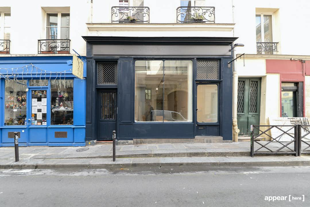 Showroom à voûte
