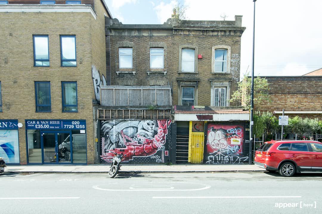 515 Cambridge Heath Road, London