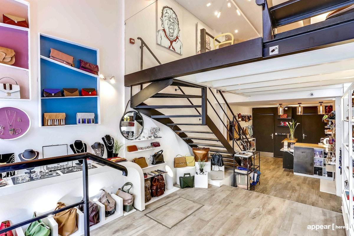 Concept Store l'Ile Saint Louis - Espaces à partager