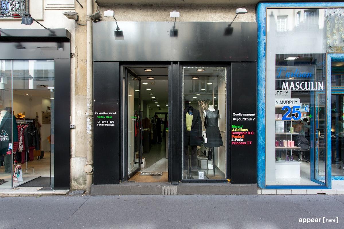 Boutique Bicolore Rive Gauche