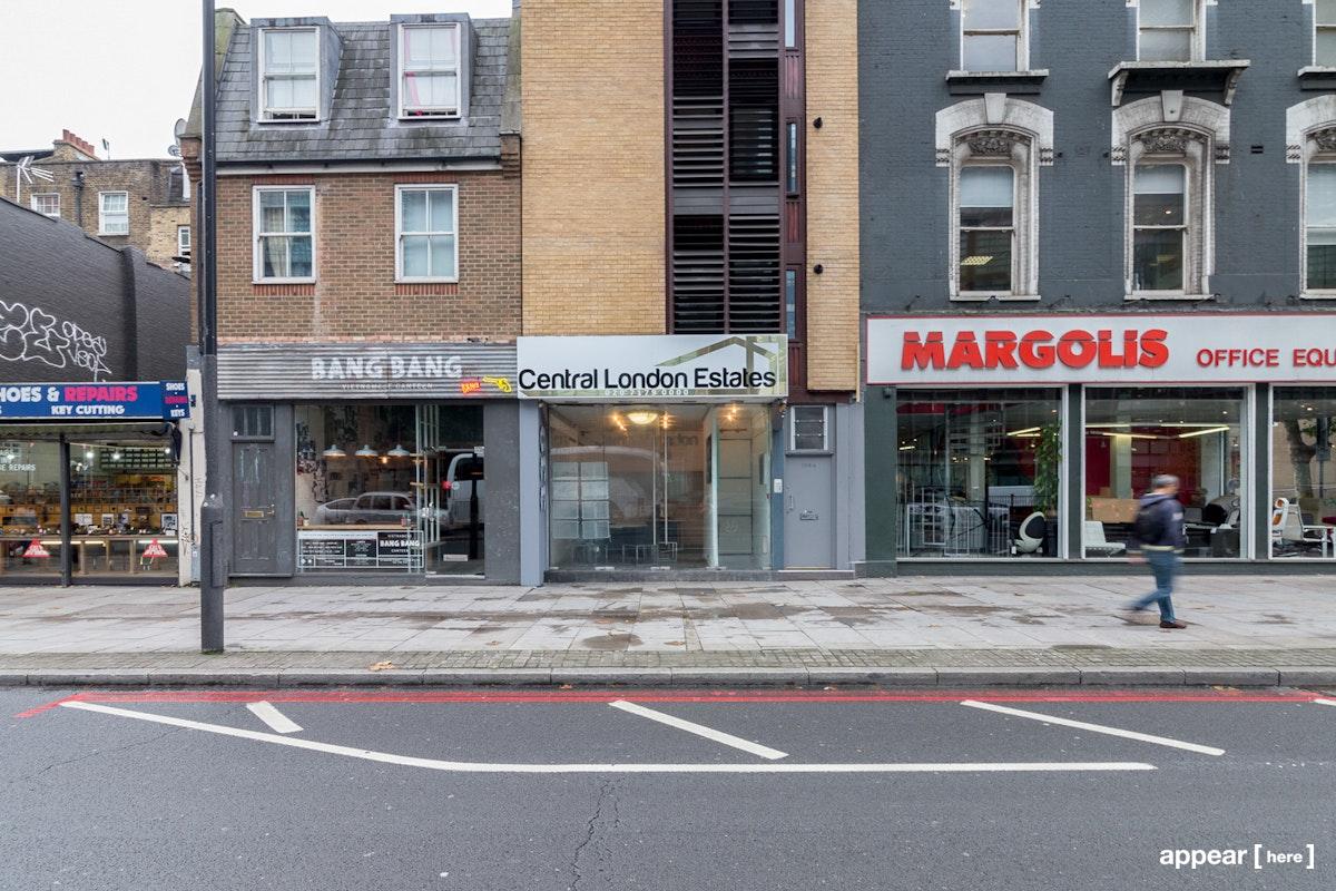 339 Euston Road, London