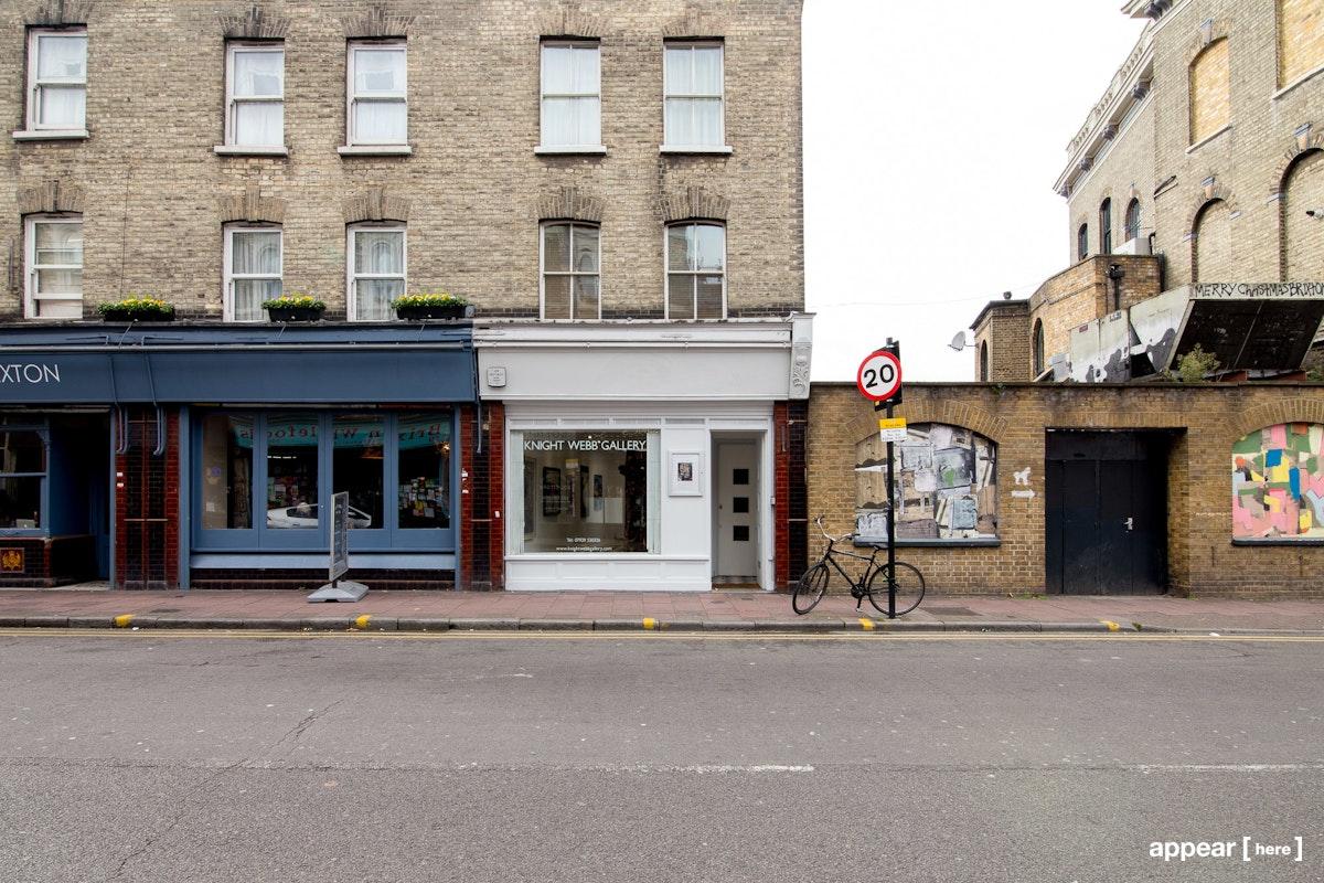 Atlantic Road, Brixton - Contemporary Gallery Space