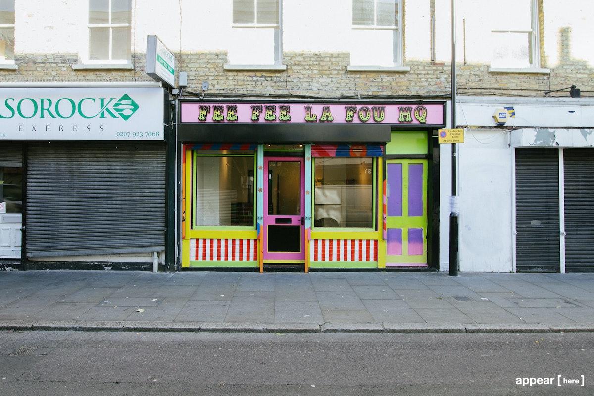 Bradbury Street, Dalston Kingsland – Retail Space
