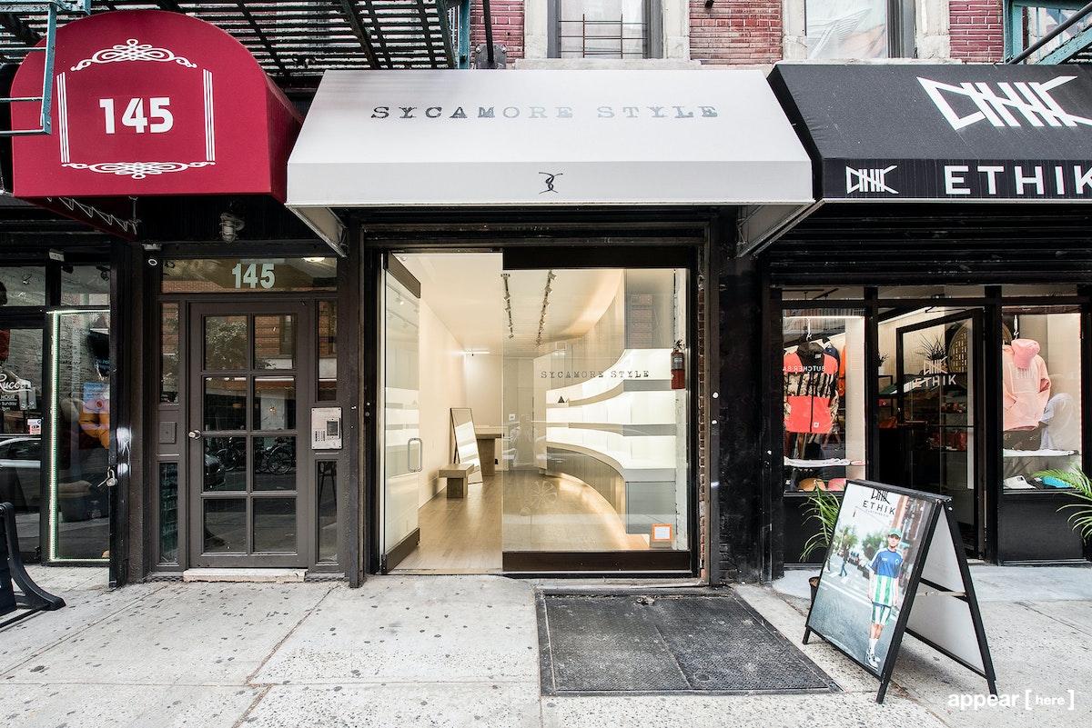 145 Orchard Street , NY, New York