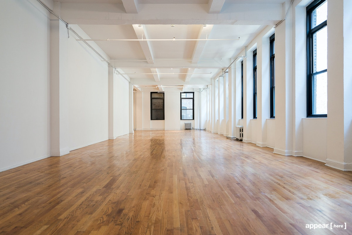 29th Street, Fashion District - Soaring Event Space
