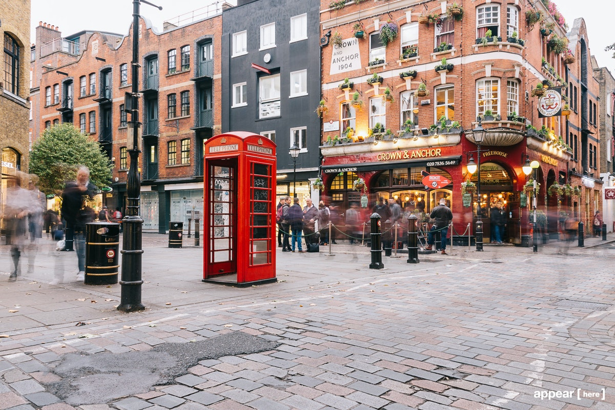42-56 Earlham St, London