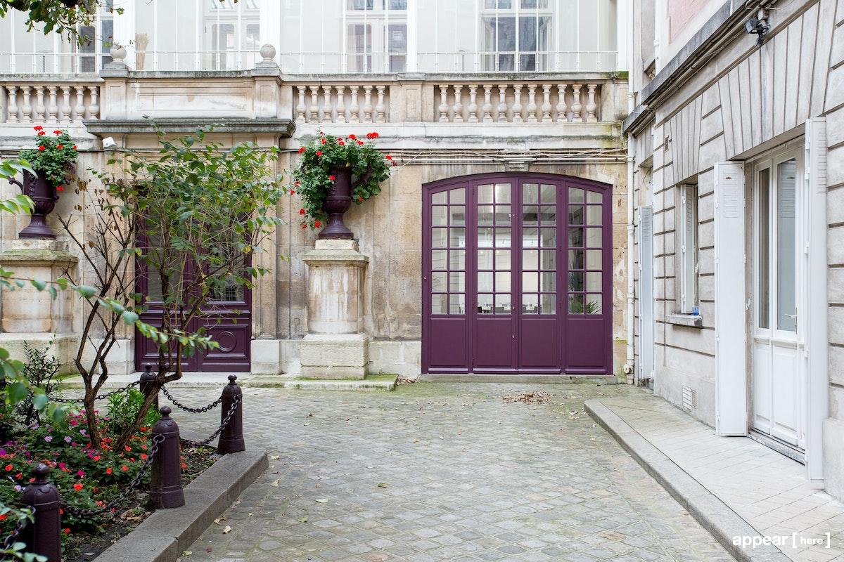 3 Place des Vosges, Le Marais, Paris, 4e