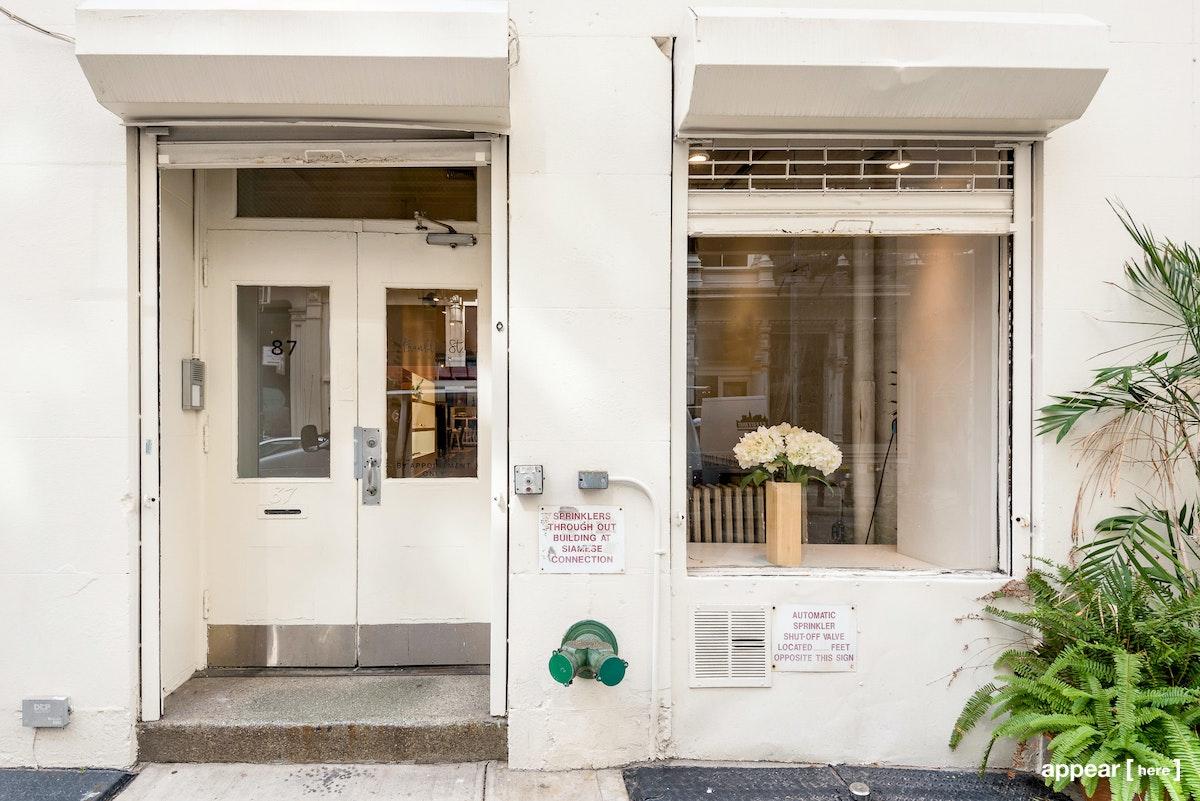 Franklin Street, Tribeca  - Designer Showroom