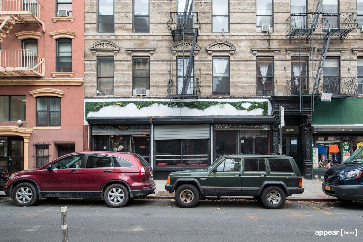 91 East 3rd Street, NY, New York