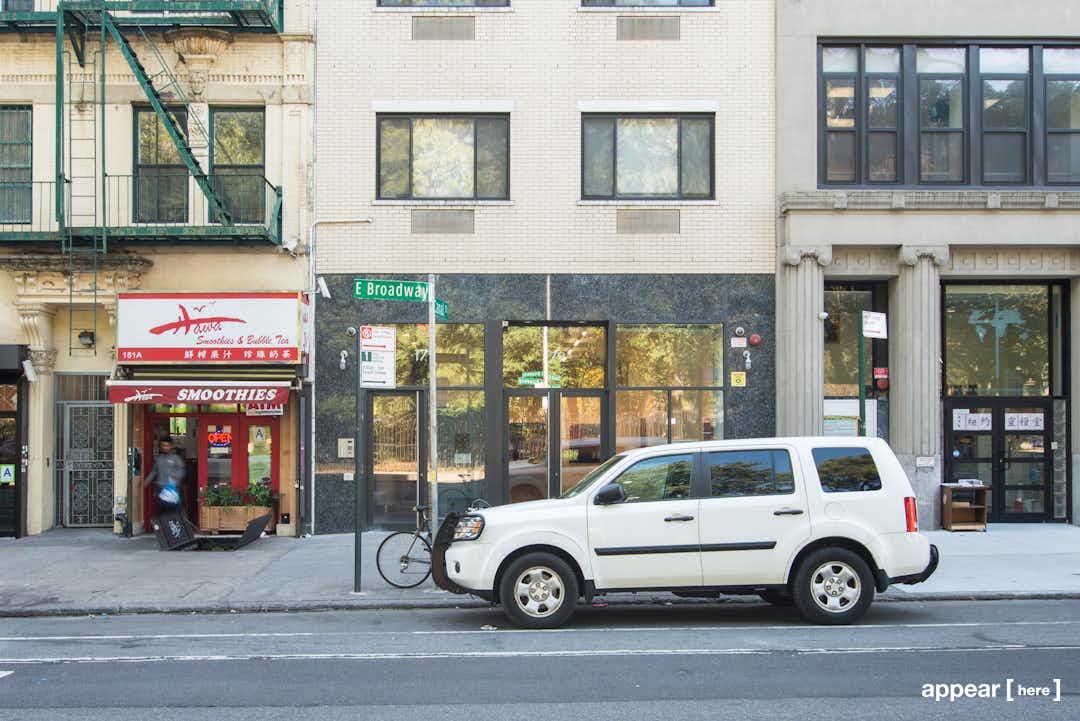 179 East Broadway , NY, New York