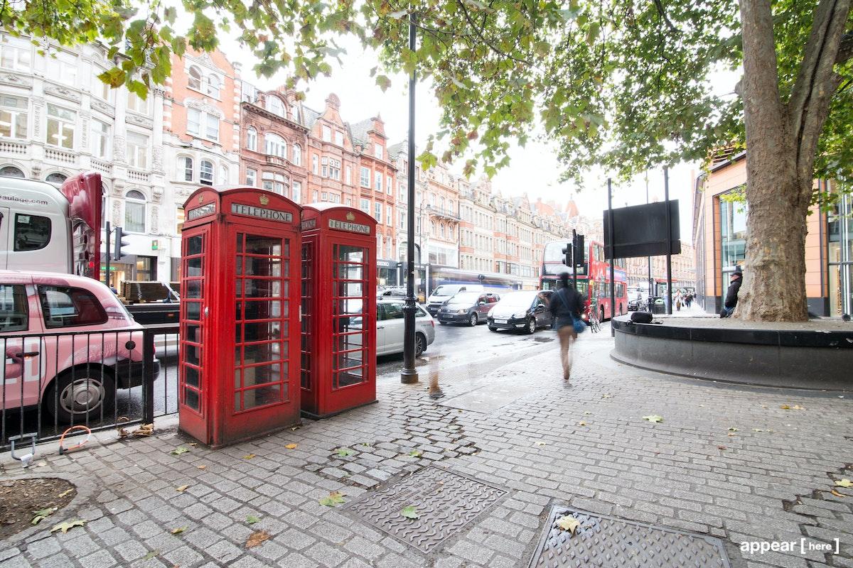 20 Brompton Road, London