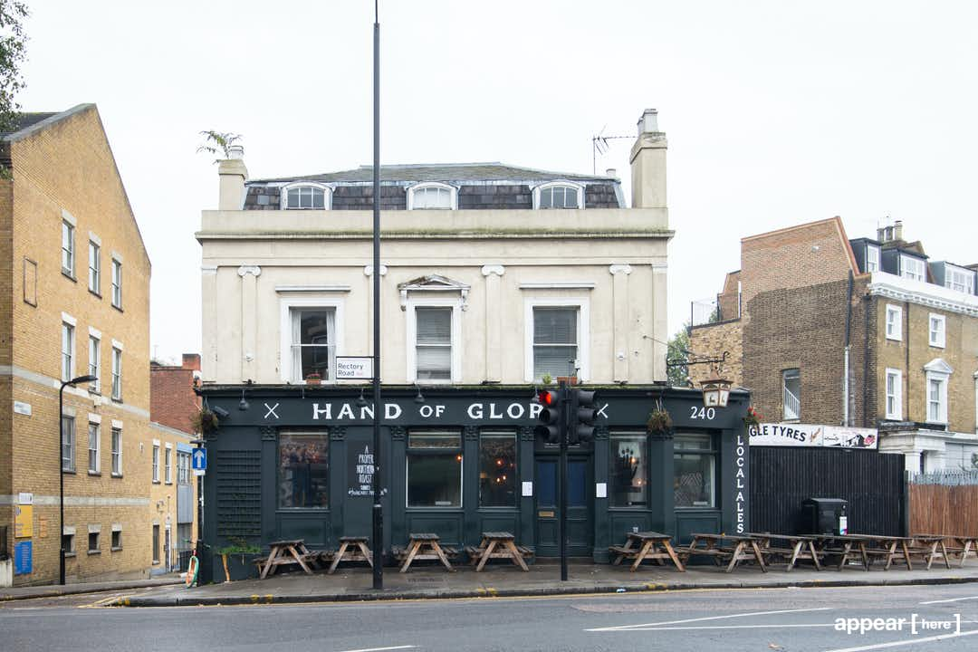 Hand of Glory, Hackney - Traditional Green Pub