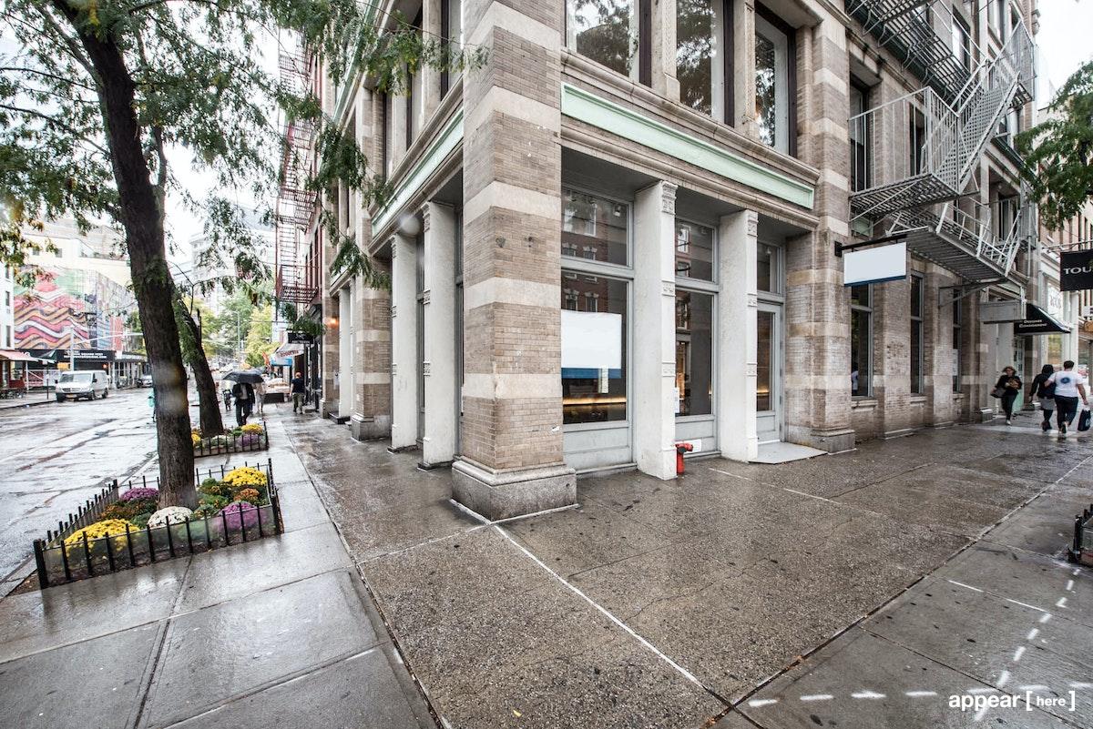 165 Spring Street , NY, New York
