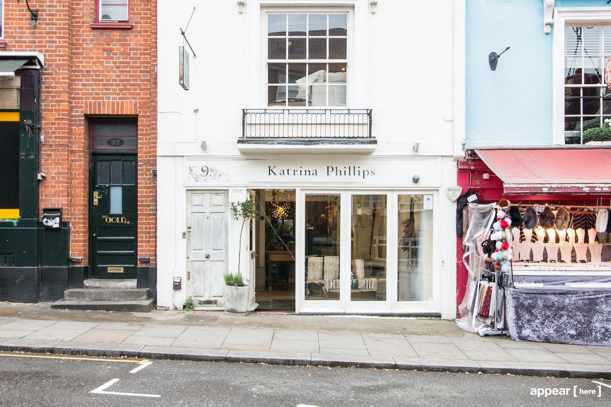 Portobello Road – The White Terrace Shop Share