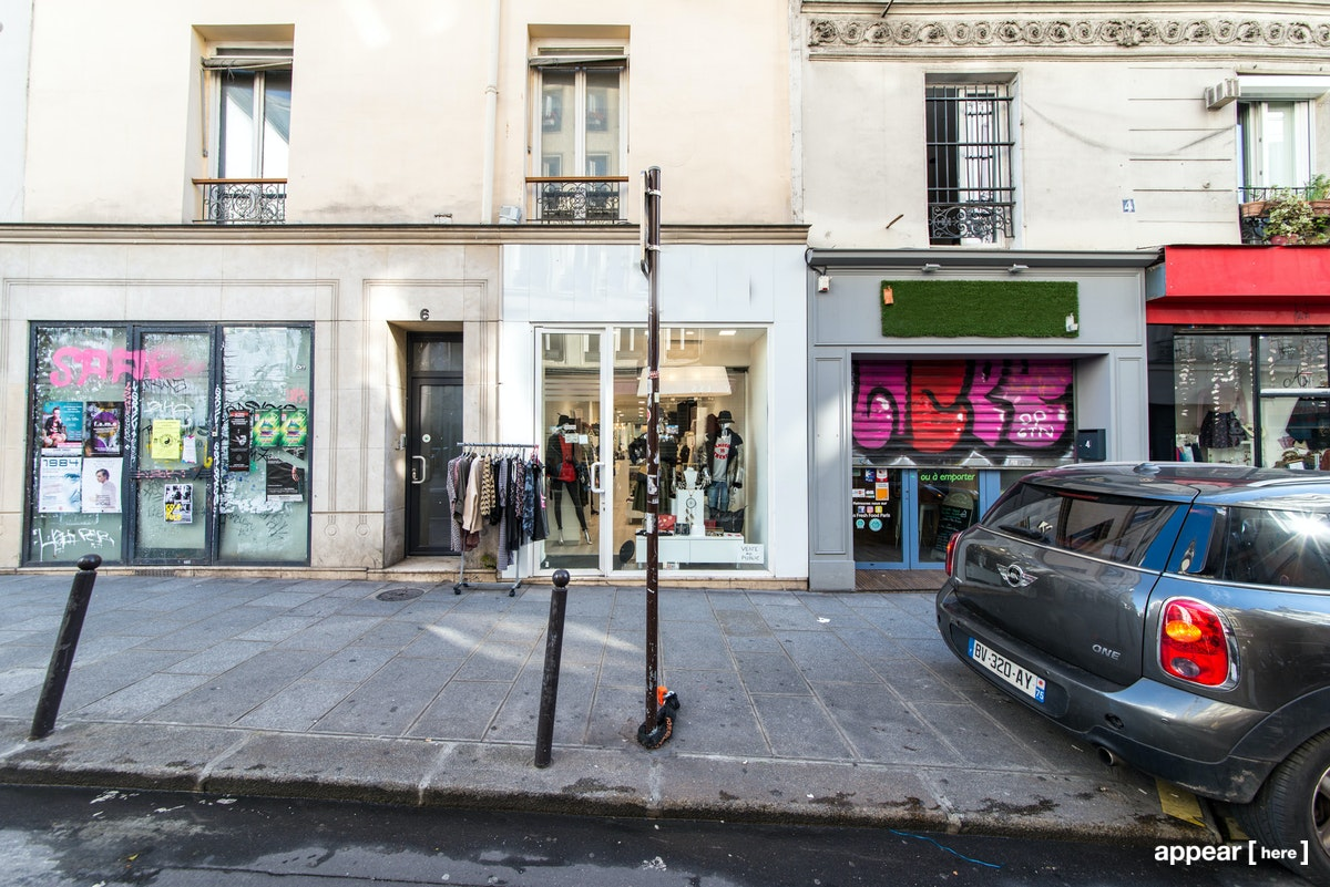 6 rue Poissonnière, Sentier, Paris, 2e