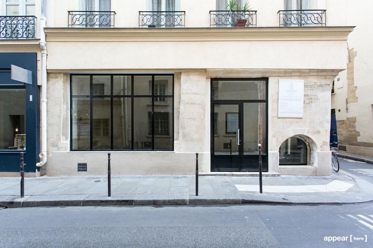 36 rue des Blancs Manteaux, Le Marais, Paris, 4e