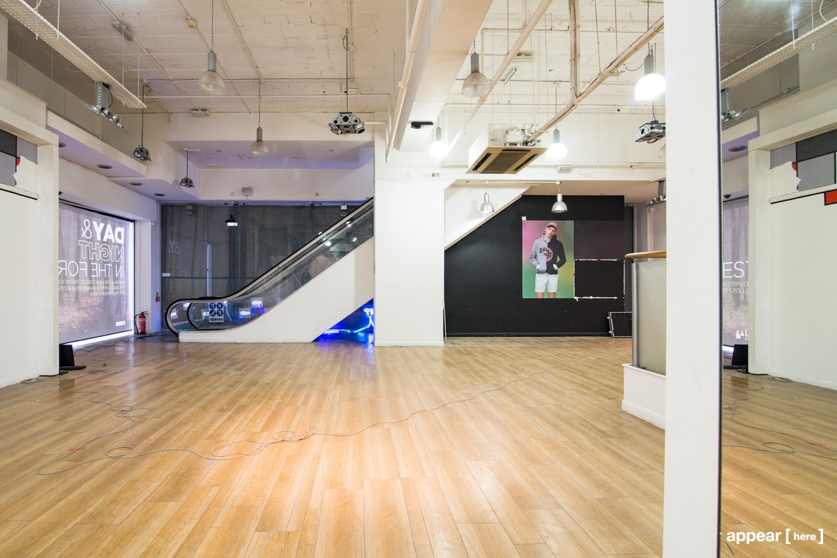 Bracknell's Lexicon Shopping Centre – Fashion Retail Space