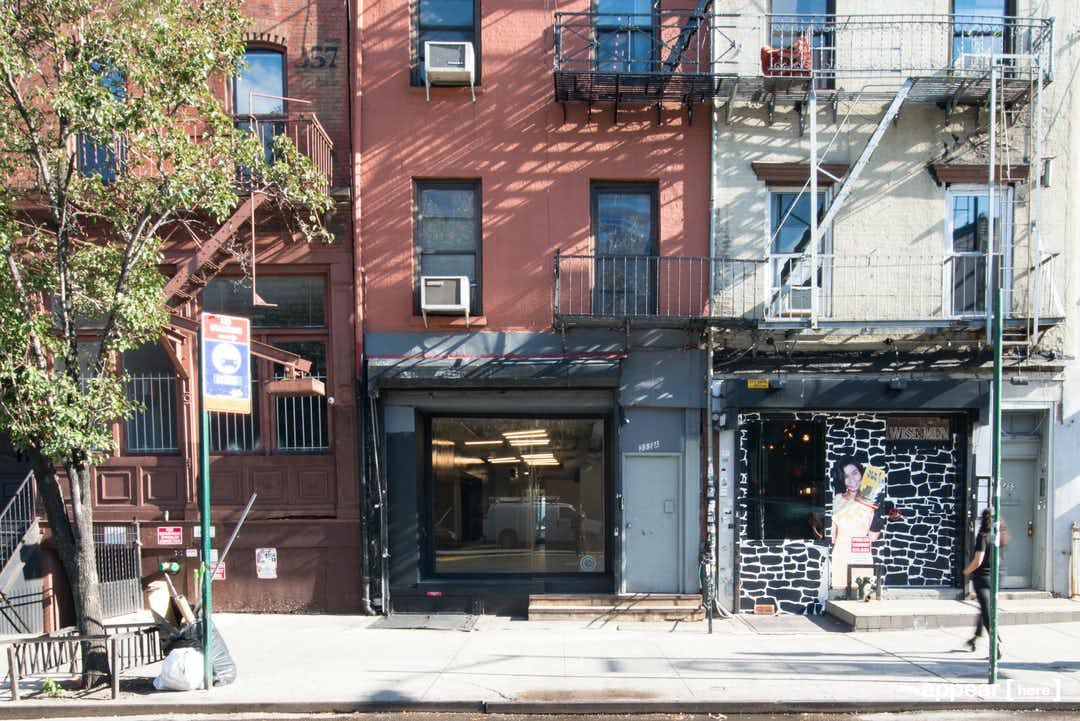 The Bowery - Retail Space