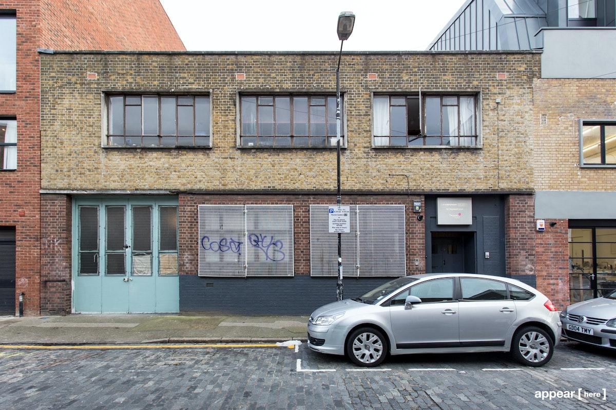 12a Vyner Street, London