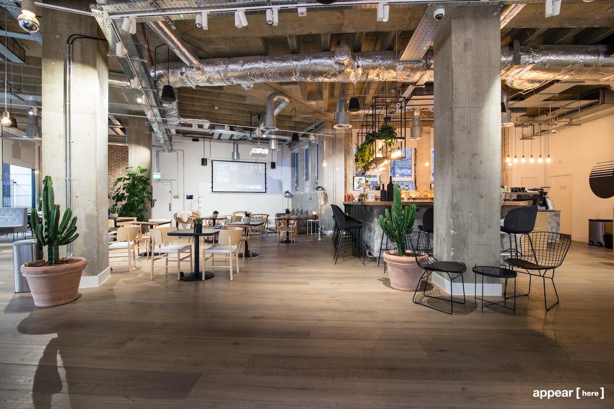 Ground Floor, Hogarth, London
