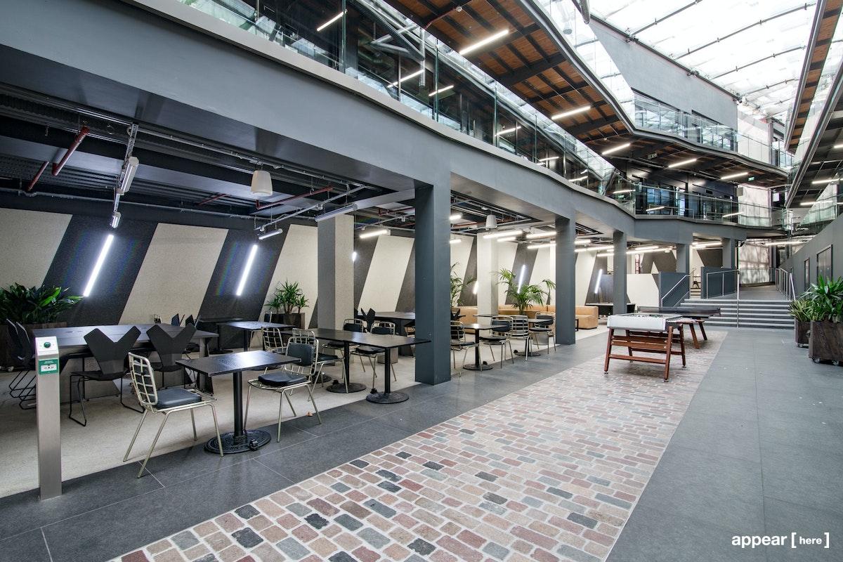 Atrium Arches, Event Space