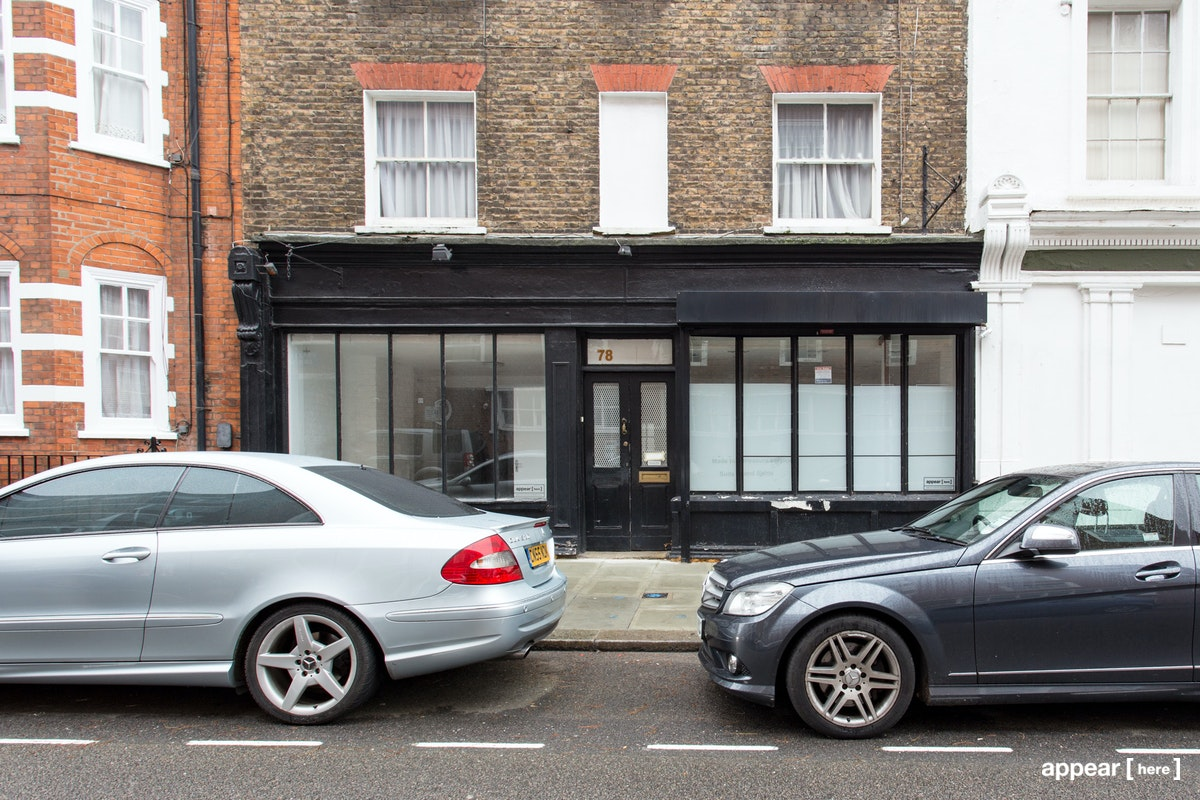 76 Allitsen Road, London, London