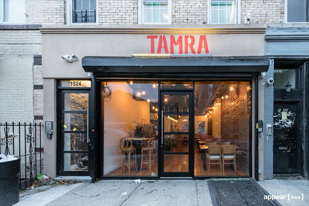 Bergen Street – Cozy restaurant space in Crown Heights