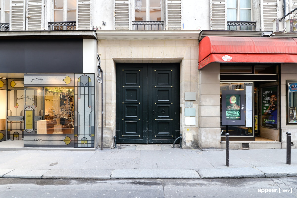 60, Rue Richelieu , Palais Royal, Paris, 2e