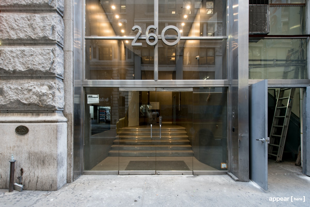 260 W. 36th St. - The Secret Showroom