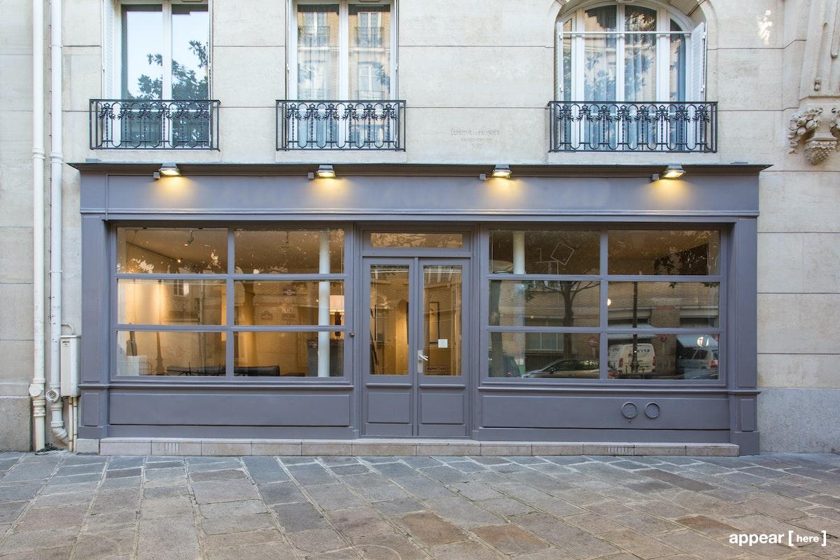 La grande galerie du Marais