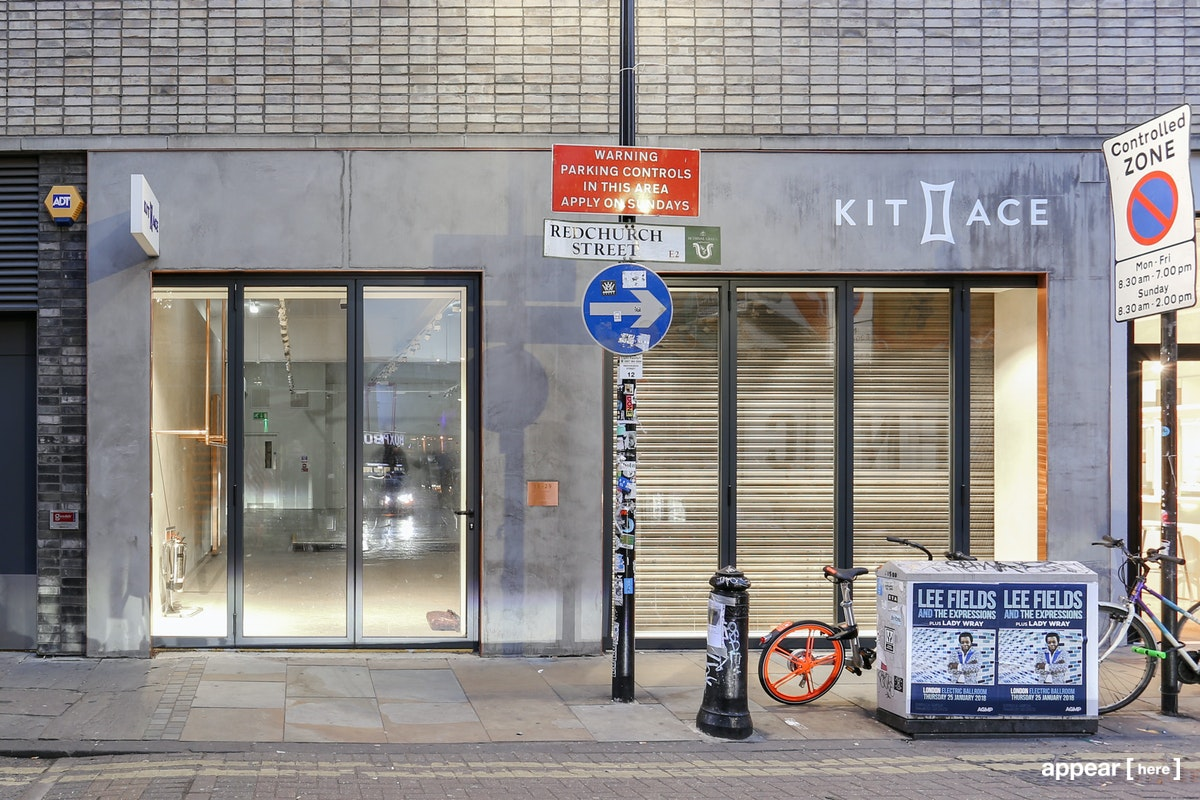 Redchurch Street - The Original Kit & Ace Boutique