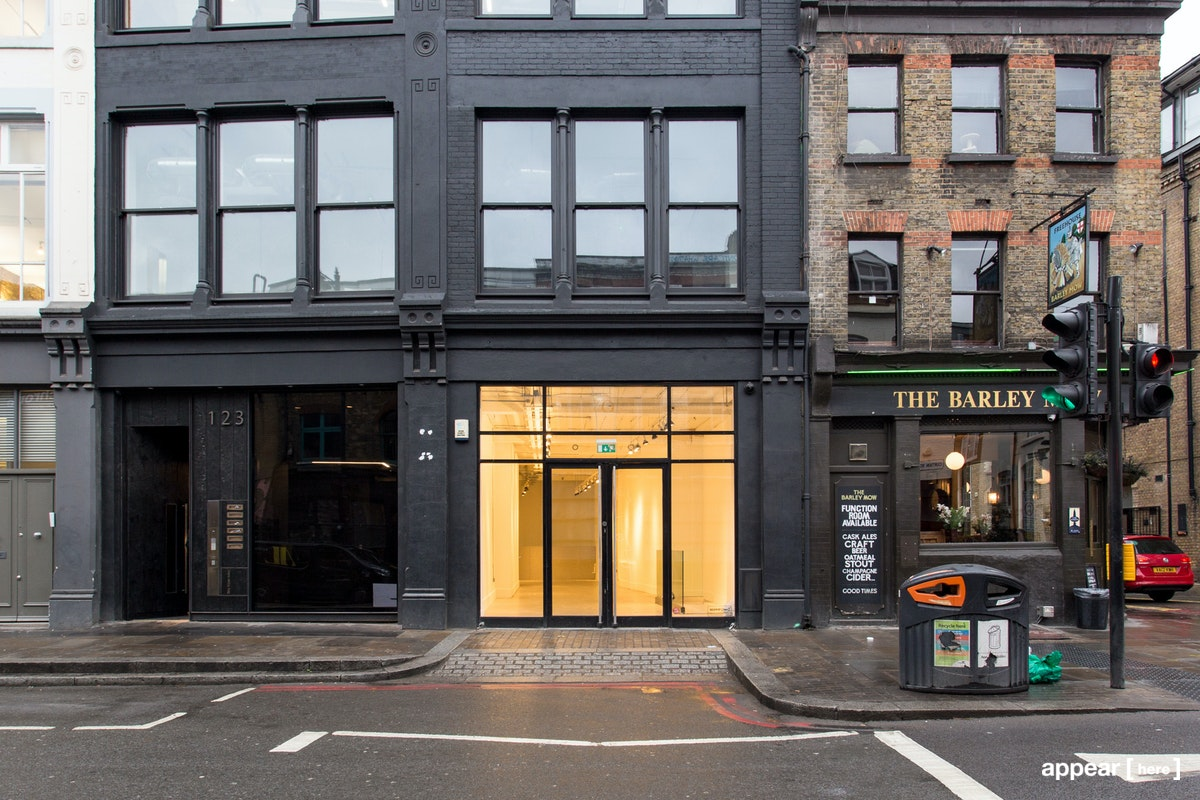 Curtain Road, Shoreditch - Retail Space