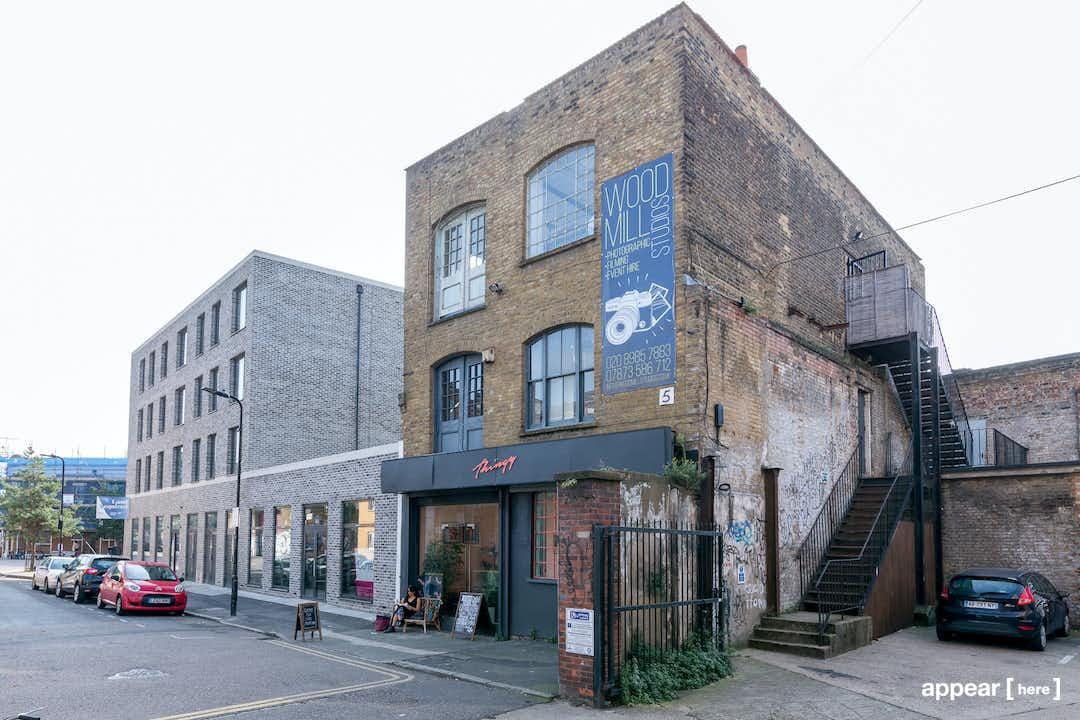 5 Prince Edward Road - both floors, London