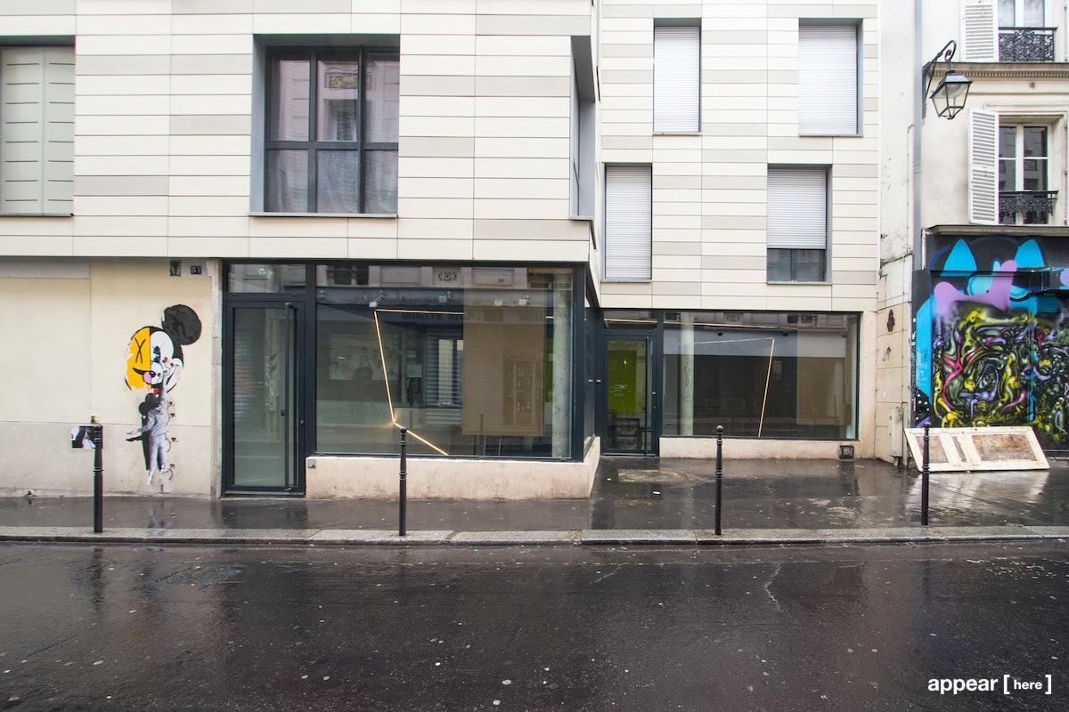 51 rue Volta, Le Marais, Paris, 3e